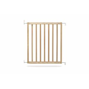 Geuther Wooden door protection gate and stair gate; Natur