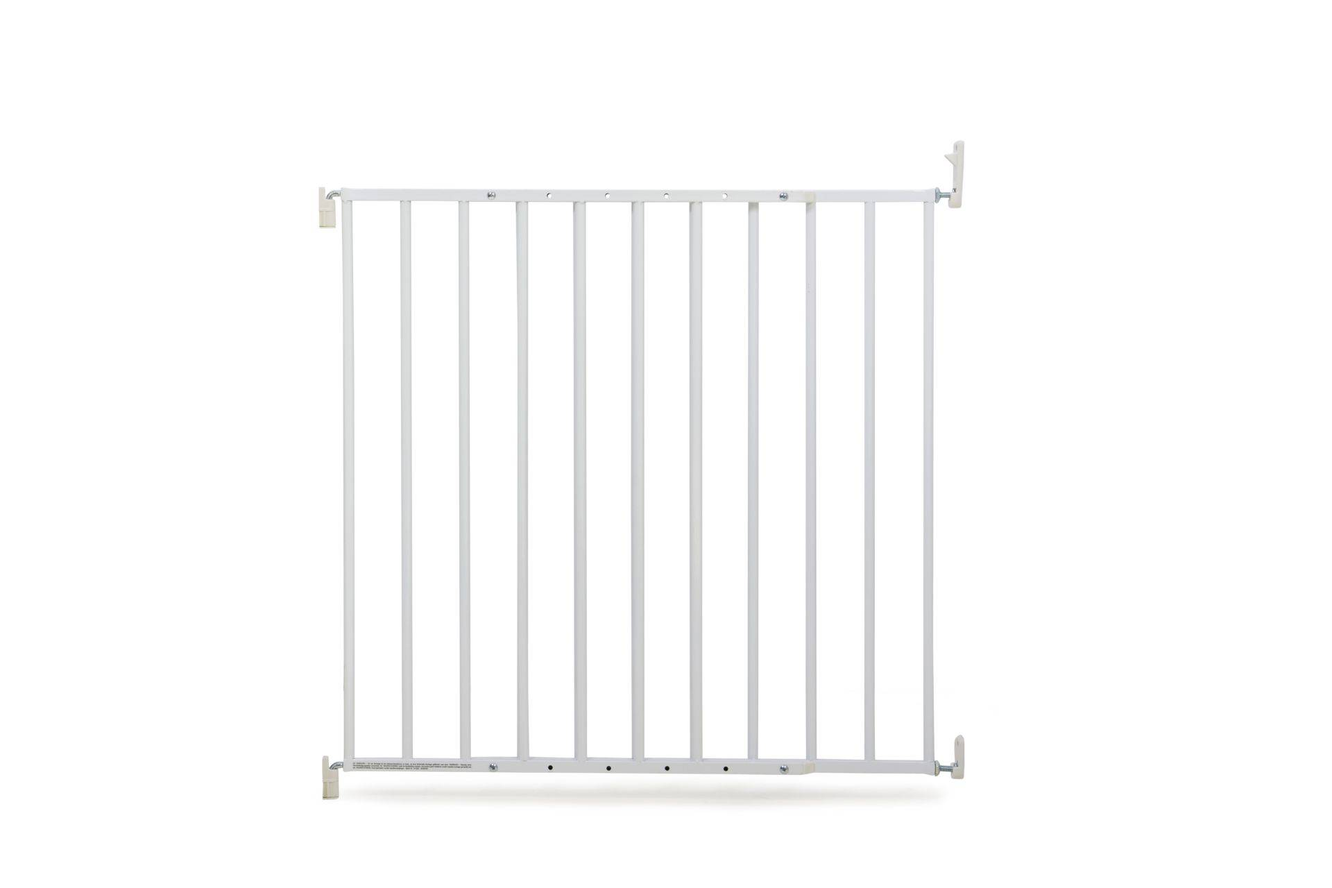 Geuther Metal door protection gate;