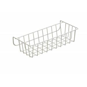 Geuther Storage basket for combined bath and changing solutions;