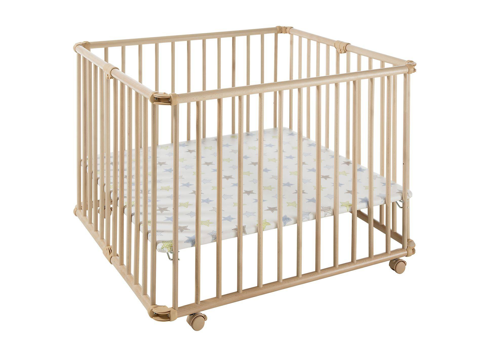 Geuther Lucilee playpen; Natur