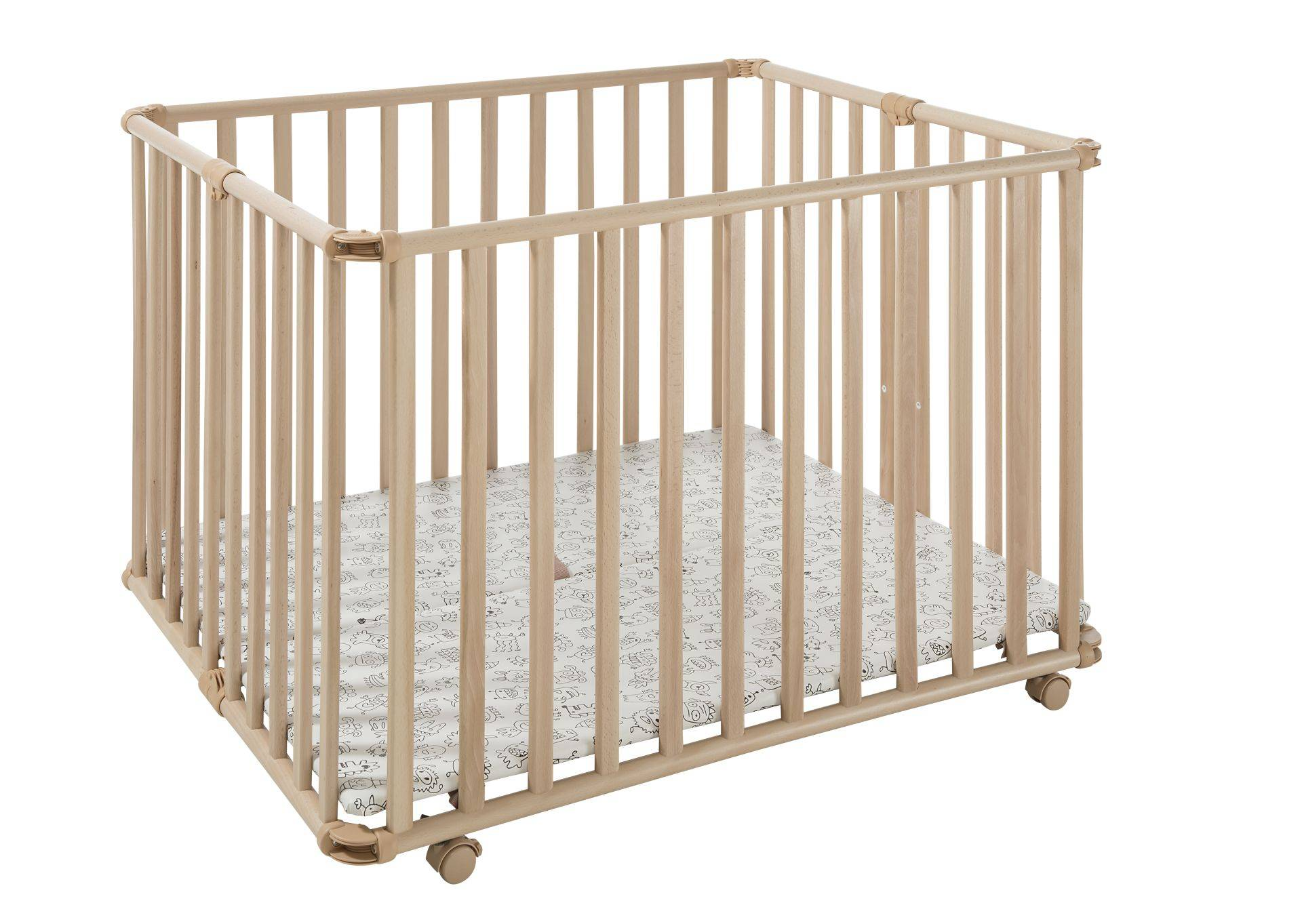 Geuther Ameli playpen; Natur