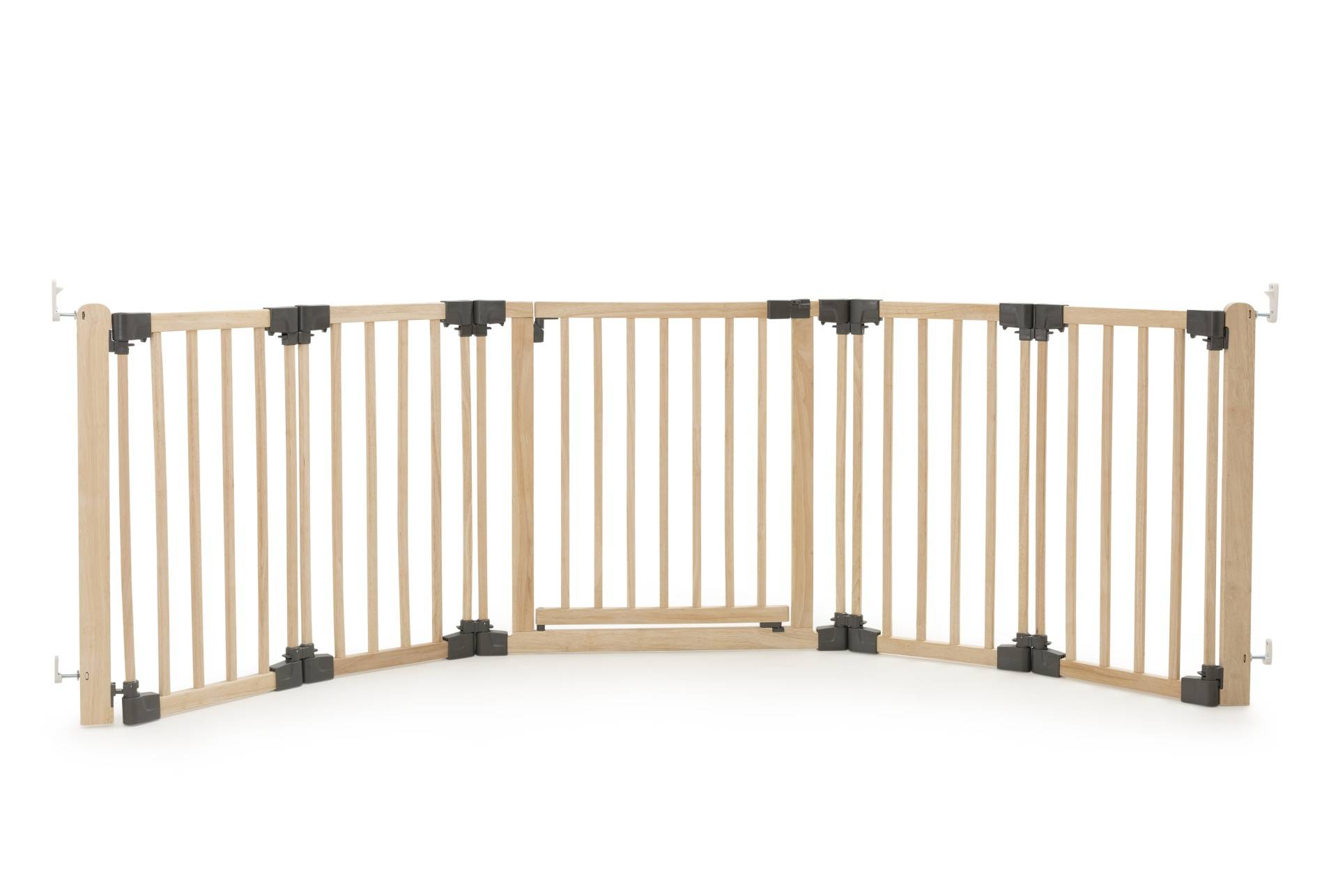 Geuther Variable two-sided configuration gates YOKO;