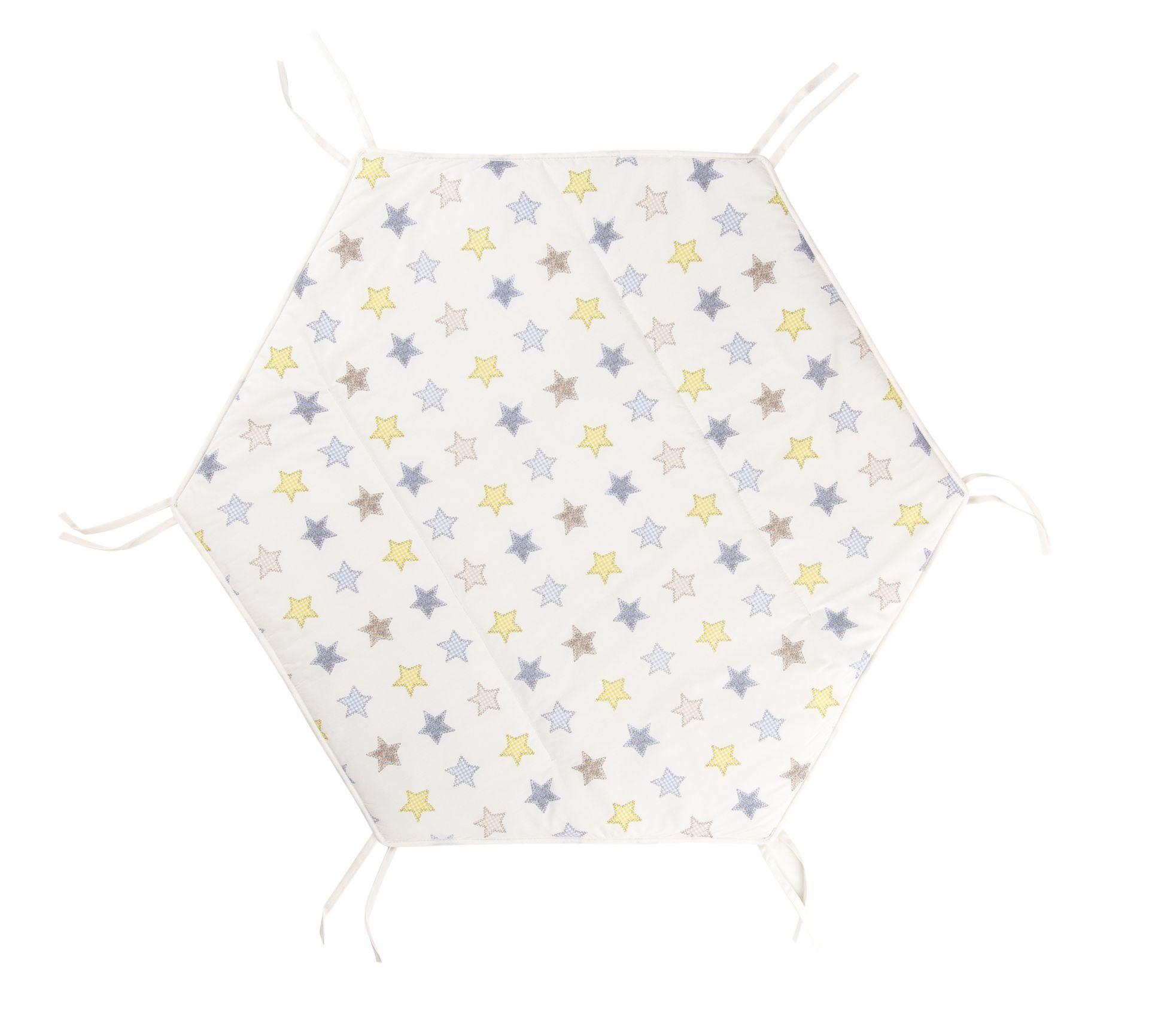 Geuther Crawling mat for Matrix hexagonal playpen;