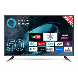 Cello C50FVP 50″ Smart Full HD LED TV with Alexa