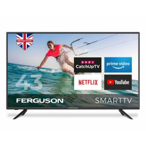 Ferguson F43RTS 43″ Full HD LED Smart TV with Wi-Fi