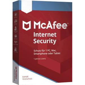 McAfee Internet Security 2020 Full version 1 Year 1 Gerät 3 Jahre