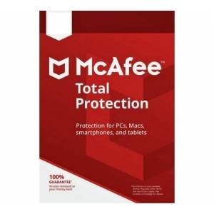 McAfee Total Protection 2020 Full version 10 Devices 1 Year