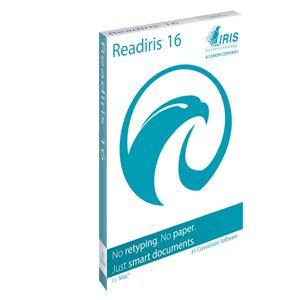 IRIS Readiri Pro 16 Mac OS