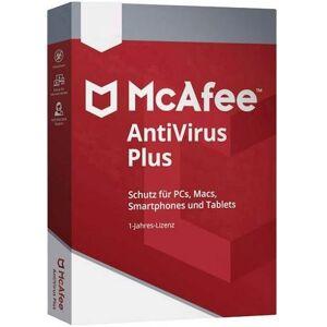 McAfee Antivirus Plus 2020 1 Device 1 Year