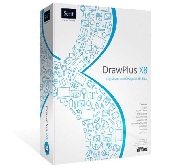 Serif DrawPlus X8 Download