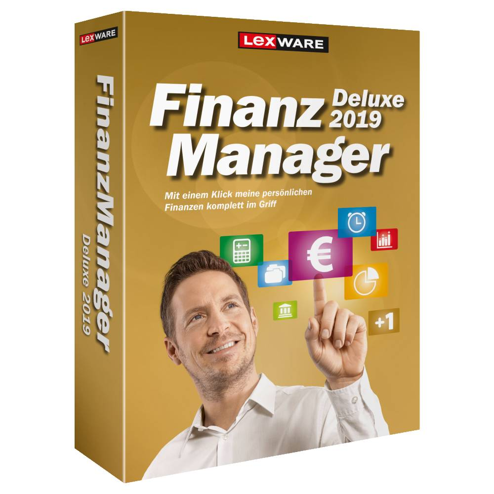 Lexware Finance Manager Deluxe 2019 Download