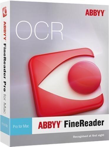 Abbyy FineReader Pro 1 User MAC Full Version Download