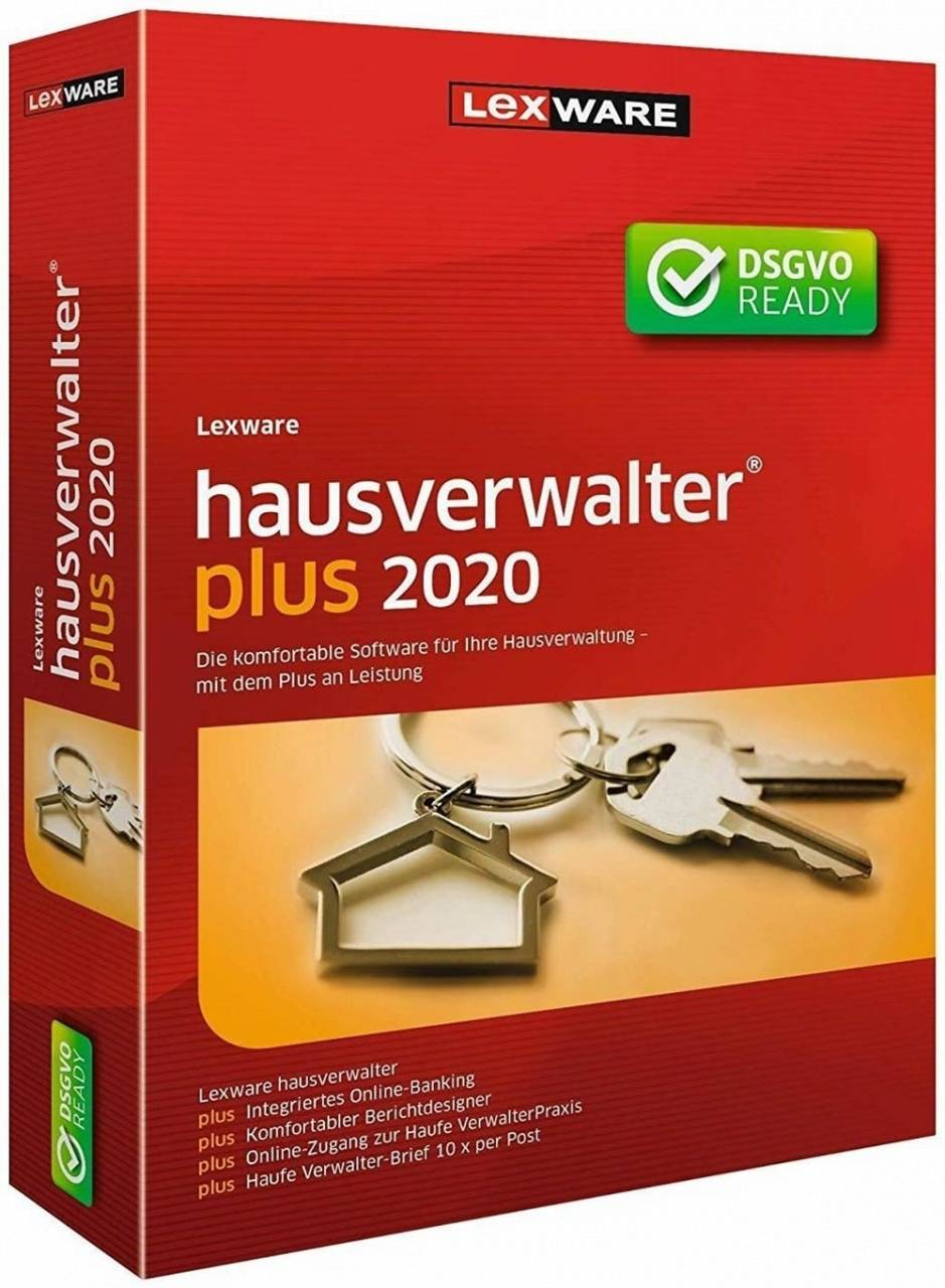 Lexware Property Manager Plus 2020 365 days runtime download
