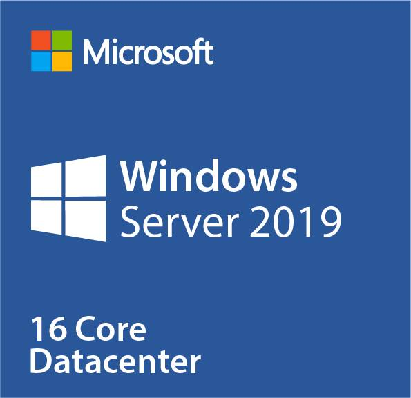 Microsoft Windows Server 2019 Datacenter 24 Core