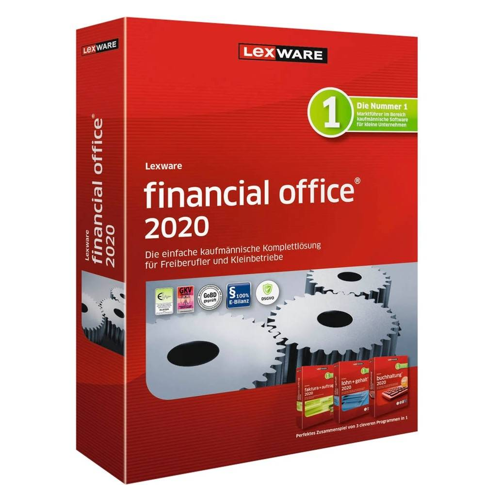 Lexware Financial Office 2020 365 days runtime Download