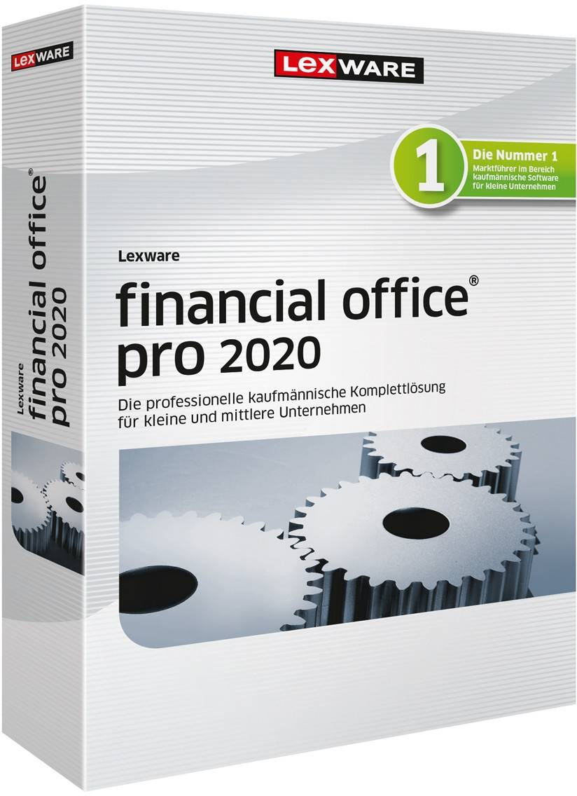 Lexware Financial Office Pro 2020 365 days runtime download