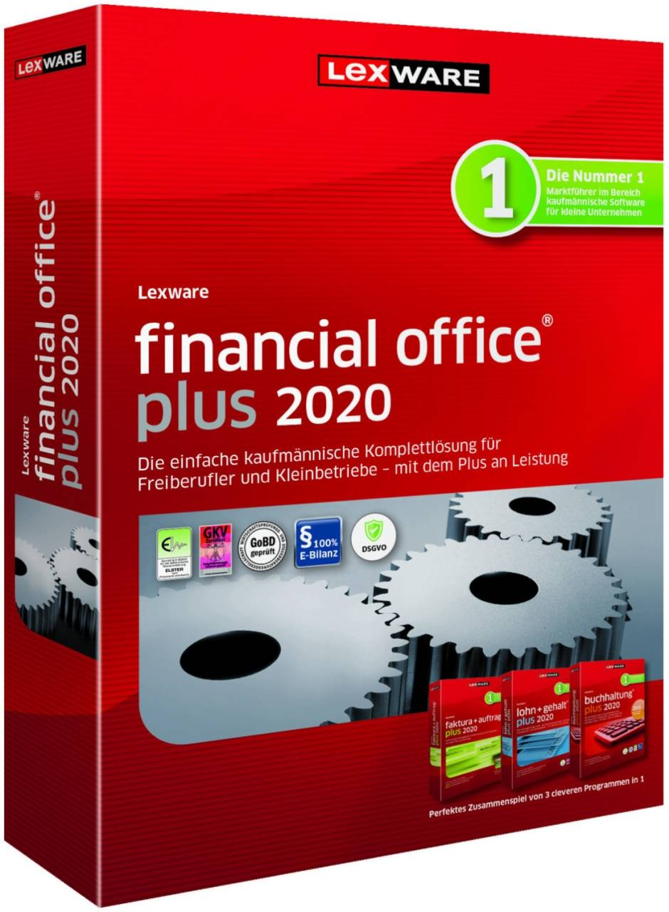 Lexware Financial Office Plus 2020 365 days runtime Download