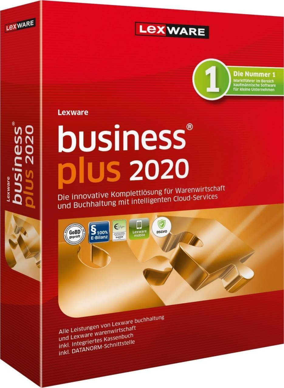 Lexware Business Plus 2020 365 days runtime download