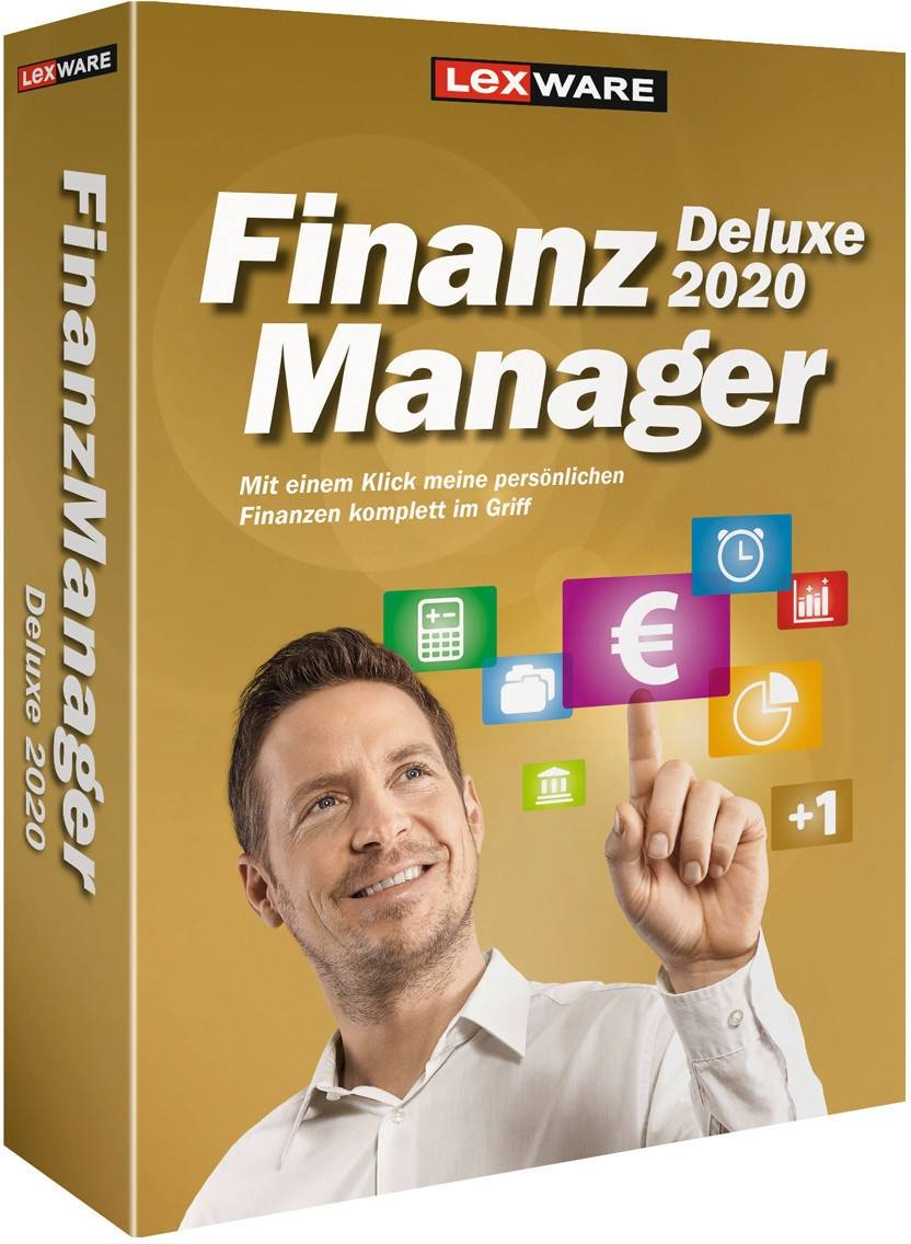 Lexware Finance Manager Deluxe 2020 Download