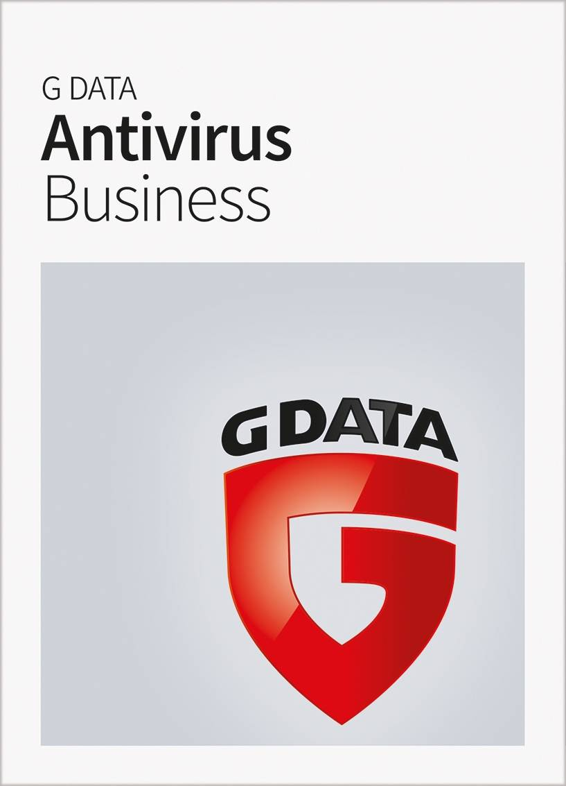 G DATA Antivirus Business mit Exchange Mail Security 1 Year 10 - 24 User