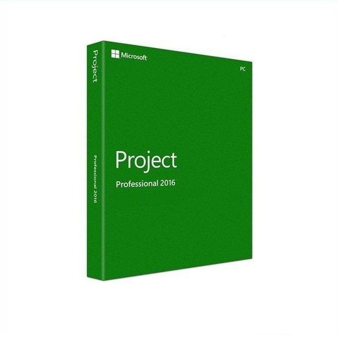 Microsoft Project 2016 Professional MSI Opn-1  Terminal Server  Volume