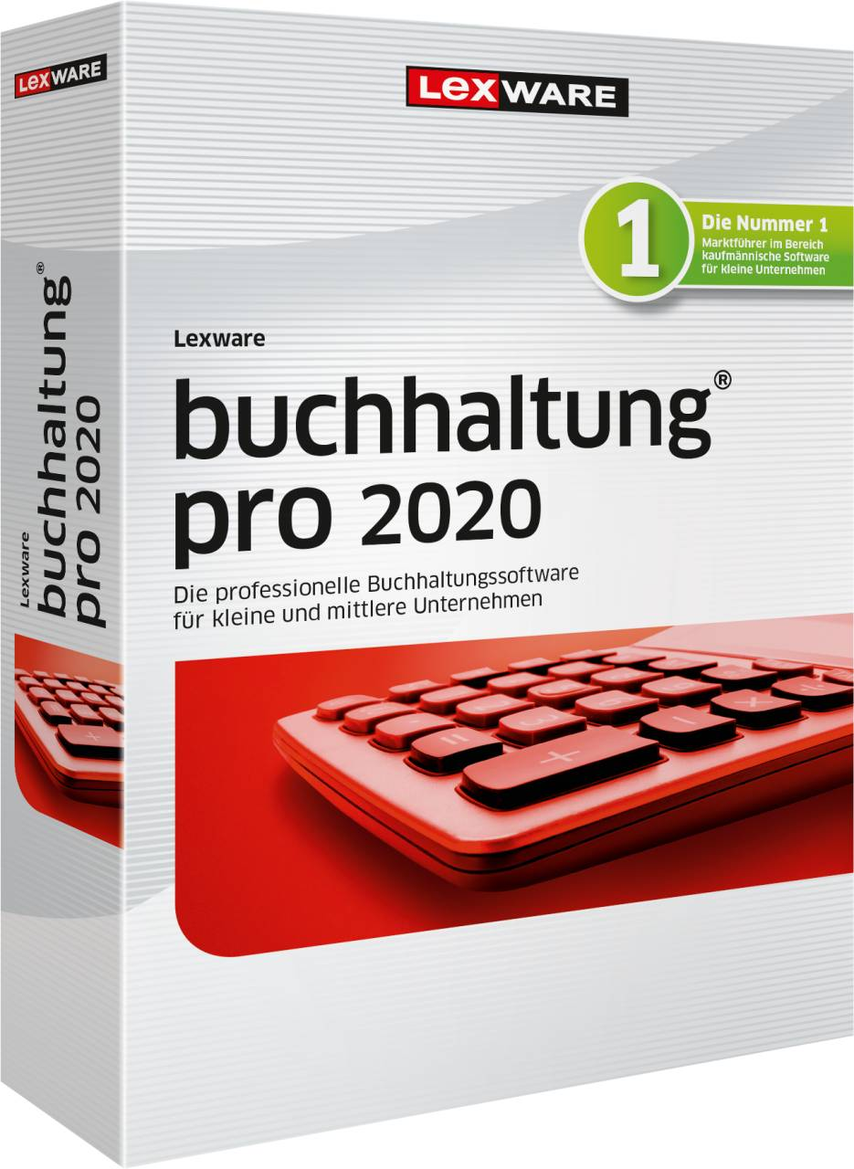 Lexware Accounting Pro 2020 365 days runtime download