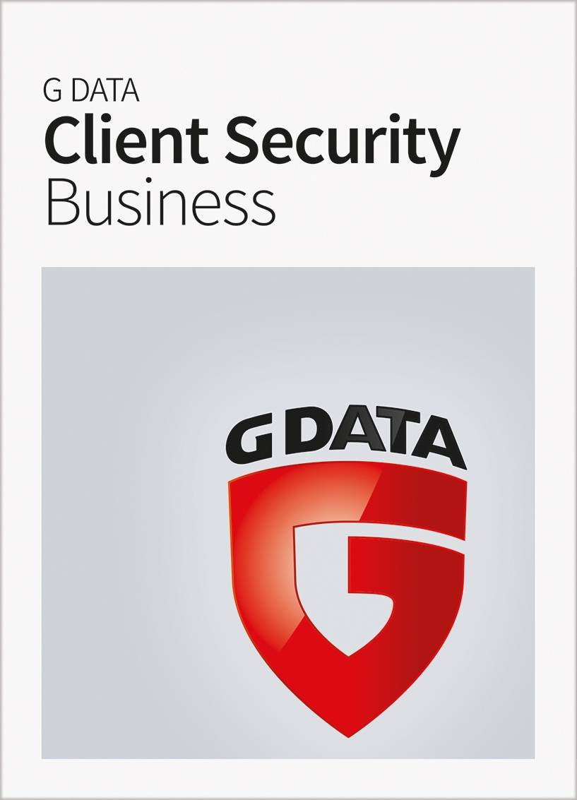 G DATA Client Security Business mit Exchange Mail Security 2 Years 10 - 24 User