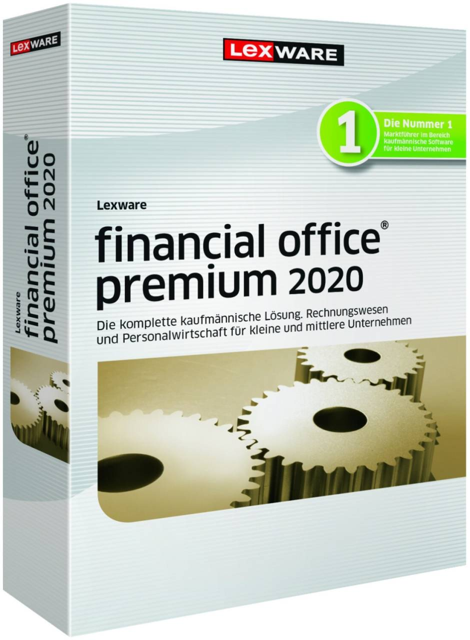 Lexware Financial Office Premium 2020 365 days runtime download