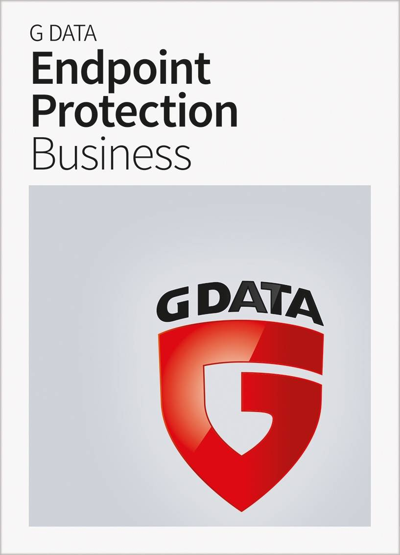 G DATA Endpoint Protection Business 3 Years 10 - 24 User