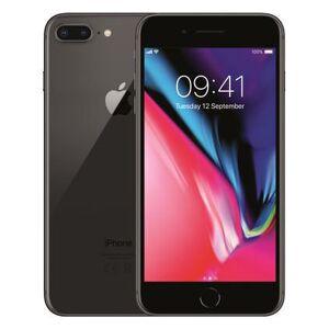 Refurbished-Good-iPhone 8 Plus 256 GB   Space Grey Unlocked