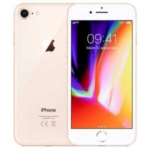 Refurbished-Mint-iPhone 8 256 GB   Gold Unlocked