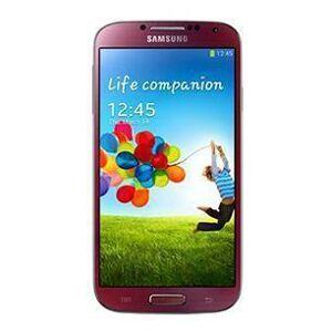 Refurbished-Mint-Galaxy S4 16 GB   Red Unlocked