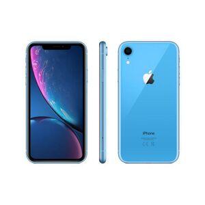 Refurbished-Good-iPhone XR 64 GB (Dual Sim) Blue Unlocked