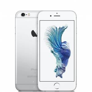 Refurbished-Stallone-iPhone 6S 128 GB   Silver Unlocked
