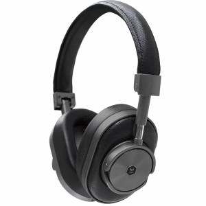 Refurbished-Mint-Master & Dynamic MW60 Bluetooth Headphones with microphone Black/Grey