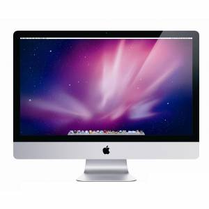 Refurbished-Very good-iMac 27-inch (Late 2012) Core i5 2.9GHz HDD 1 TB 8GB QWERTY French