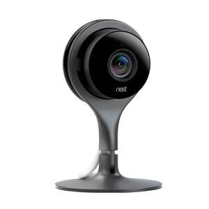 Refurbished-Mint-Video camera Nest Indor Black