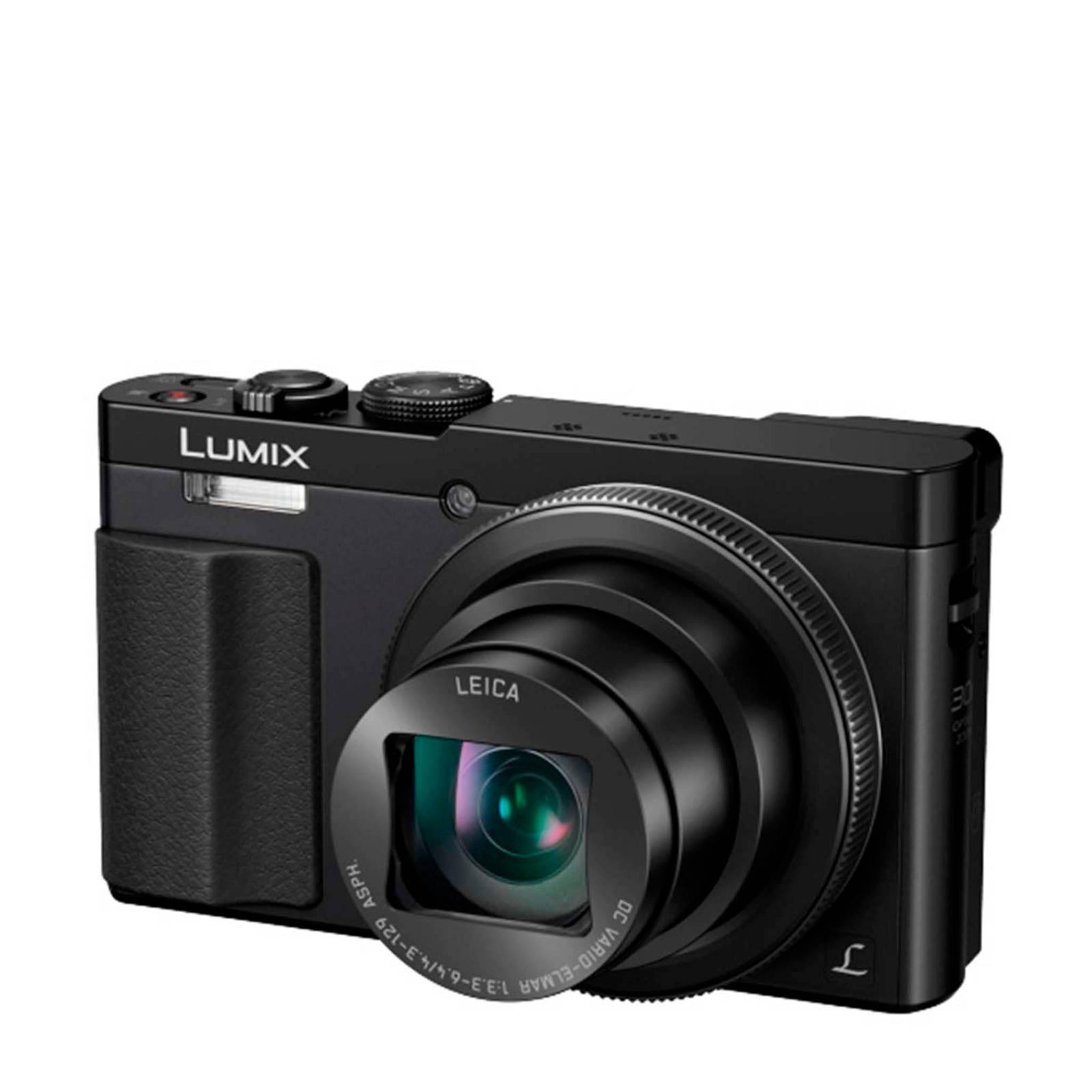 Compact Camera Panasonic Lumix DMC-TZ70 Black | Refurbished - 12 M. Warranty