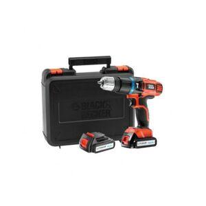 Refurbished-Mint-Drill Black & Decker EGBL148KB Orange/Black