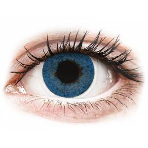 Pacific Blue contact lenses - FreshLook Dimensions