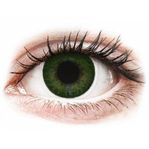 Sea Green contact lenses - FreshLook Dimensions - Power