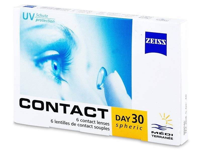Carl Zeiss Contact Day 30 Spheric