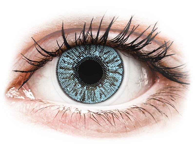 Blue contact lenses - FreshLook Colors