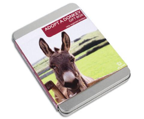 Prestige Hampers Adopt a Donkey Hamper - Gift Basket - Prestige Hampers