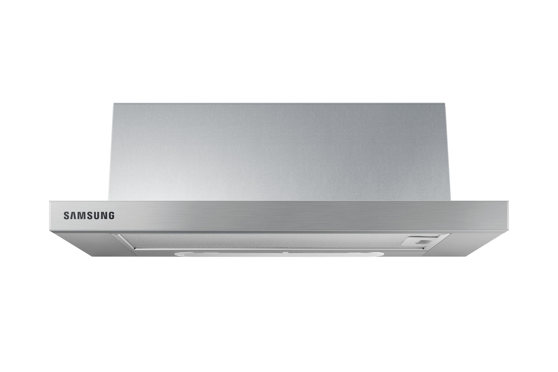 Samsung Wall Mount Telescopic Cooker Hood 60cm Silver (NK24M1030IS/UR)