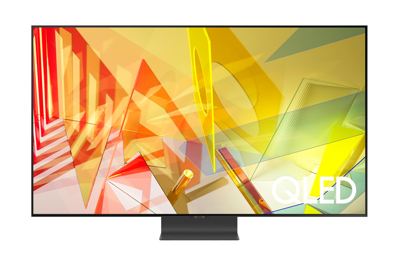 """Samsung 55"""" Q95TC QLED 4K HDR Smart TV in Silver (QE55Q95TCTXXU)"""