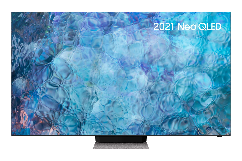 "Samsung 65"" QN900A Neo QLED 8K HDR Smart TV (2021) in Silver (QE65QN900ATXXU)"