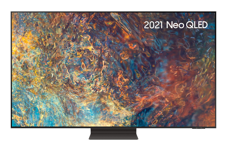 "Samsung 85"" QN95A Neo QLED 4K HDR Smart TV (2021) in Silver (QE85QN95AATXXU)"
