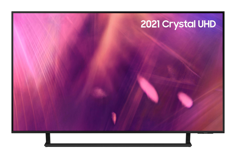 "Samsung 2021 50"" AU9000 Crystal UHD 4K HDR Smart TV (UE50AU9000KXXU)"