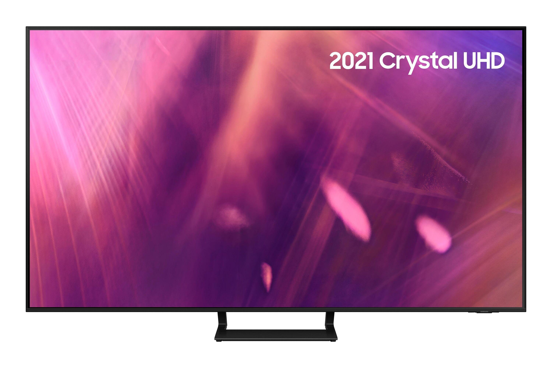 "Samsung 2021 75"" AU9000 Crystal UHD 4K HDR Smart TV (UE75AU9000KXXU)"
